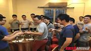 广州HTML5培训中心的学员的依依不舍